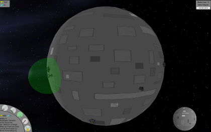 Screenshot from Death Star PD